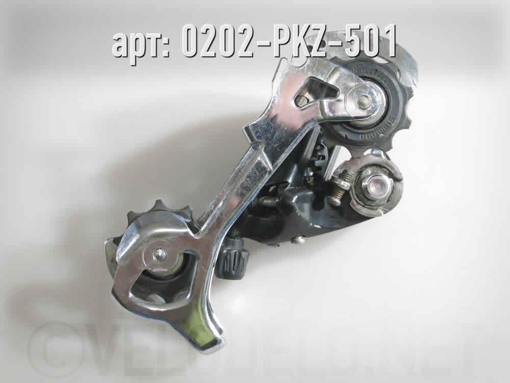 Переключатель задний SHIMANO DEORE LX. · Japan · Арт.: 0202-PKZ-501  ·  1500 руб.