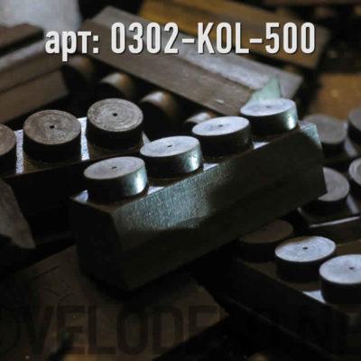 Колодка тормозная без держателя MAFAC RACER. · France · Арт.: 0302-KOL-500  ·  700 руб.
