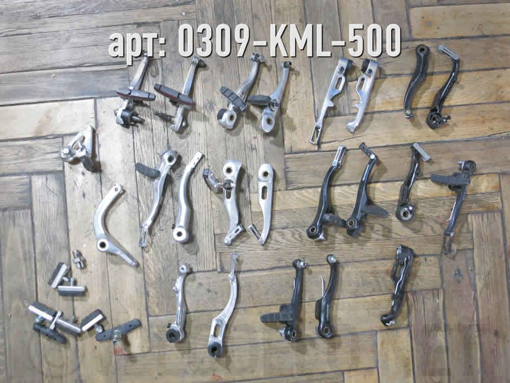 Детали (комплектующие для тормозов. ·  · Арт.: 0309-KML-500  ·  250 руб.