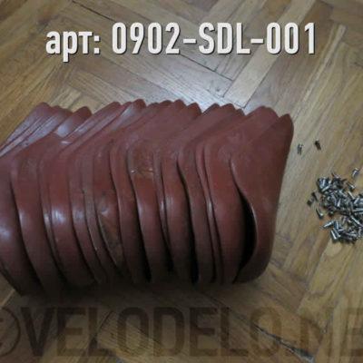 Чепрак (кожда для седла) + 10 заклёпок. · СССР / УССР · Арт.: 0902-SDL-001  ·  1000 руб.