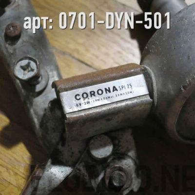Динамо / генератор для велосипеда. 6 вольт