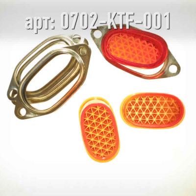 Катафот задний для велосипеда. · СССР / УССР · Арт.: 0702-KTF-001  ·  350 руб.