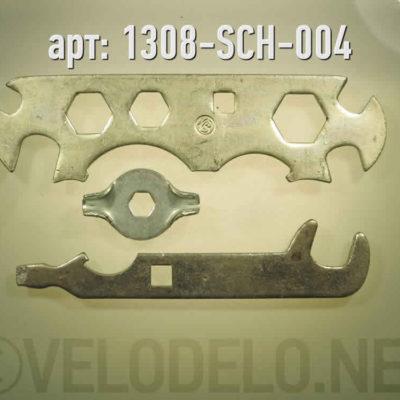 Набор велоключей. · СССР / УССР · Арт.: 1308-SCH-004  ·  350 руб.