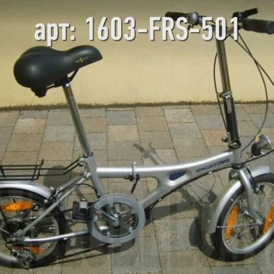 Велосипед складной Yachting. ·  · Арт.: 1603-FRS-501  ·  38000 руб.