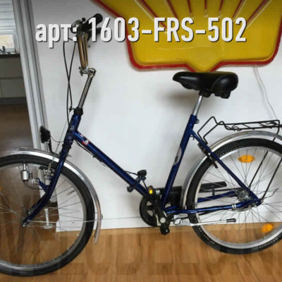 Велосипед складной Pegasus. · Germany · Арт.: 1603-FRS-502  ·  35000 руб.