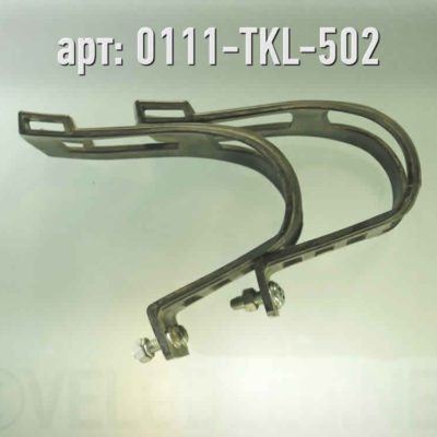 Туклипсы для велоипедных педалей · Taiwan · Арт.: 0111-TKL-502  ·  300 руб.
