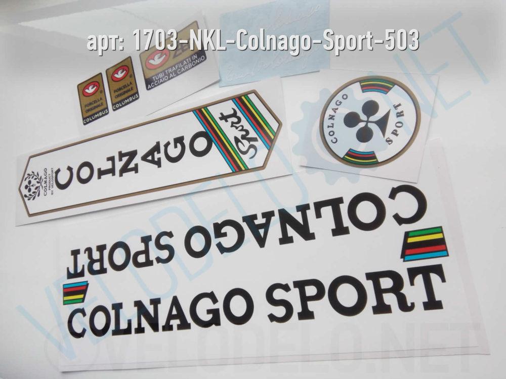 Набор наклеек Colnago Sport · Украина · Арт.: 1703-NKL-Colnago-Sport-503  ·  550 руб.