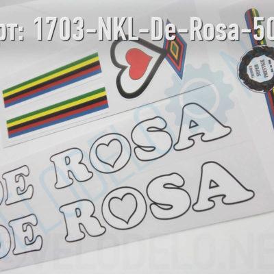 Набор наклеек De Rosa · Украина · Арт.: 1703-NKL-De-Rosa-507  ·  550 руб.