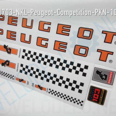 Набор наклеек Peugeot Competition · Украина · Арт.: 1703-NKL-Peugeot-Competition-PKN-10-510  ·  550 руб.